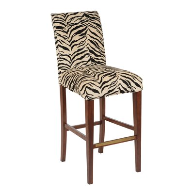 Couture Covers� Bar Stool Slipcover Upholstery: Devine