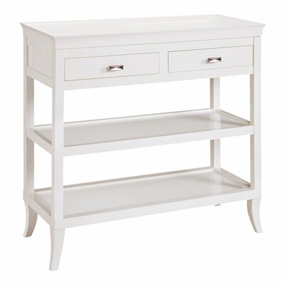 Westwood Console Table Finish: Pure White