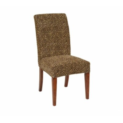 Couture Covers� Parsons Chair Slipcover Upholstery: Margherita