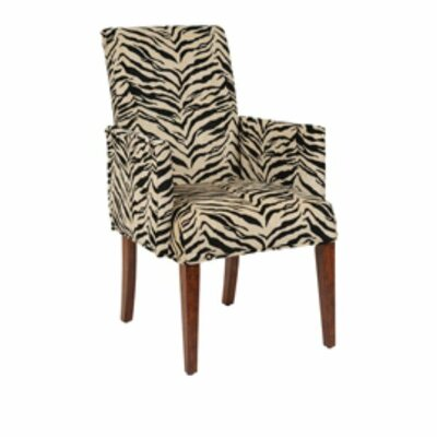 Couture Covers� Arm Chair Slipcover Upholstery: Kenya