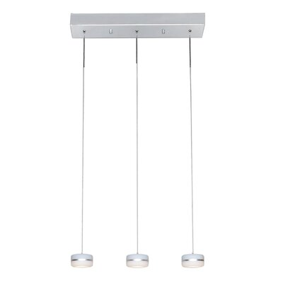 Mint 3-Light LED Pendant