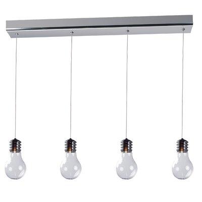 Edison 4-Light Pendant