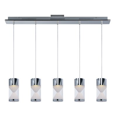 Tyme 5-Light LED Pendant