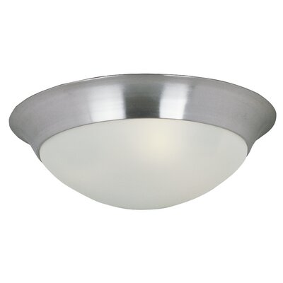 Bolger 2-Light Flush Mount