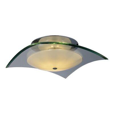 Curva 1-Light Flush Mount