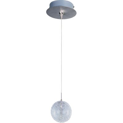 Minx 1-Light RapidJack Pendant and Canopy