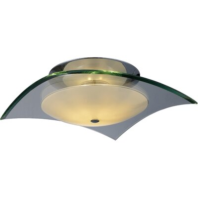 Curva 2-Light Flush Mount (Set of 6)
