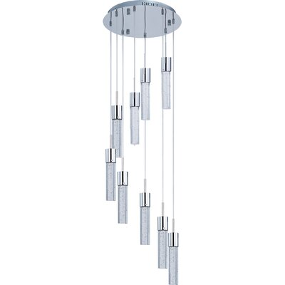 Fizz II 9 Light Pendant