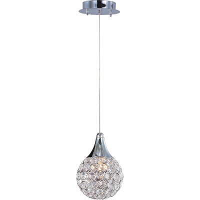 ET2 Brilliant 1 Light Mini Pendant E24023-20PC