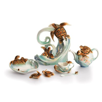 No credit check financing Turtle Porcelain Collection-Turtle ...