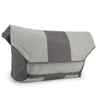 Especial Claro Cycling Laptop Messenger Bag Color: Hammered Cool Gray, Size: Large