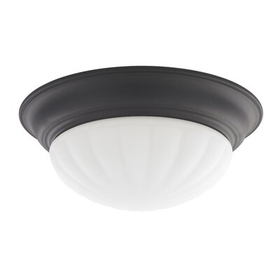 Recesso Tradizionale 14 Glass Ceiling Fan Bowl Shade Finish: Warm Bronze