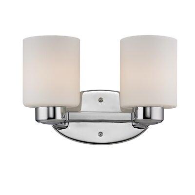 Brookings 2-Light Vanity Light