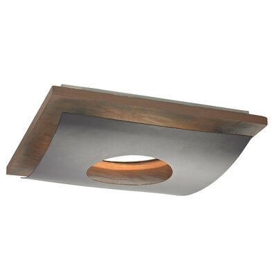 Recesso Tahoe 13 Metal Recessed Light Shade