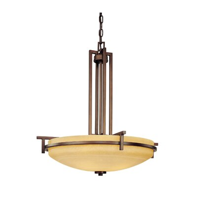 Albee 4-Light Inverted Pendant