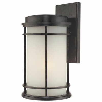 La Mirage 1-Light Outdoor Wall Lantern