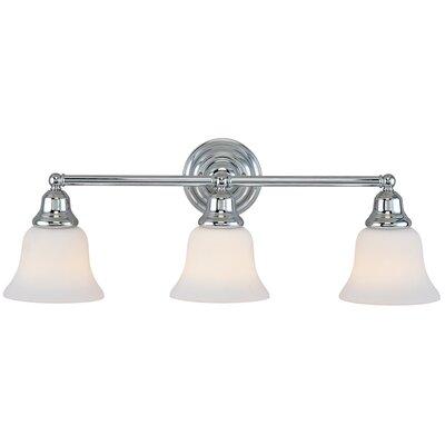 Brockport 3-Light Vanity Light