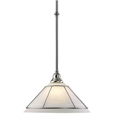 Craftsman 1-Light Mini Pendant