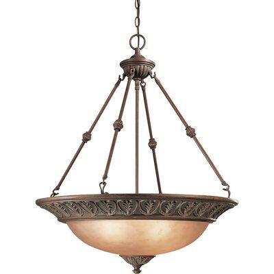 Geneva 3-Light Bowl Pendant