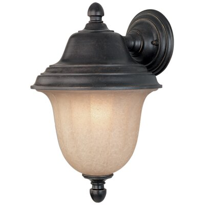 Helena 1-Light Outdoor Sconce