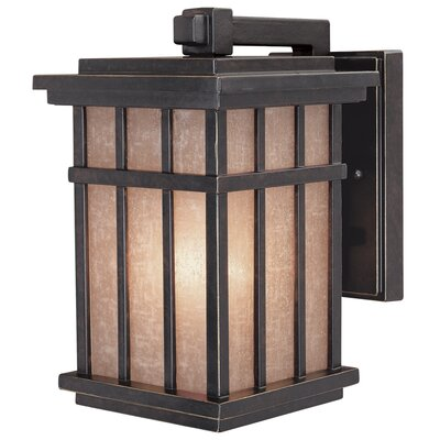 Freeport 1-Light Outdoor Wall Lantern