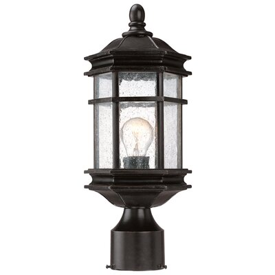 Barlow Outdoor 1-Light Lantern Head
