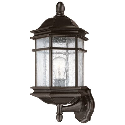 Barlow 1-Light Outdoor Wall lantern