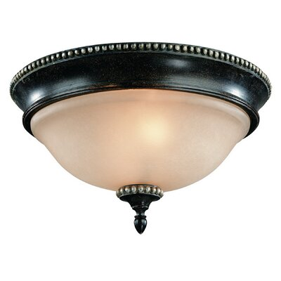 Hastings 2-Light Flush Mount