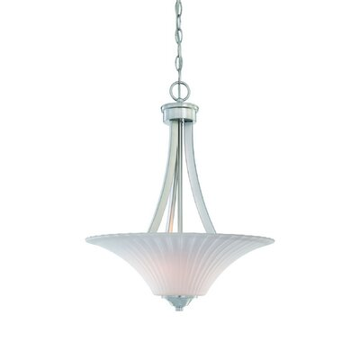 Teton 2-Light Inverted Pendant