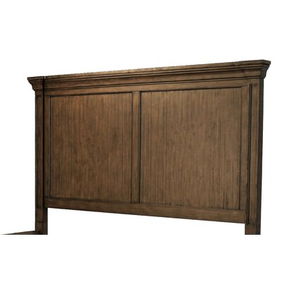 Bartlette Panel Headboard Size: King