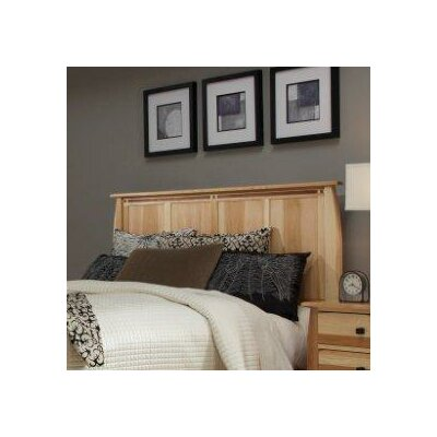 Asdsit Panel Headboard Size: King