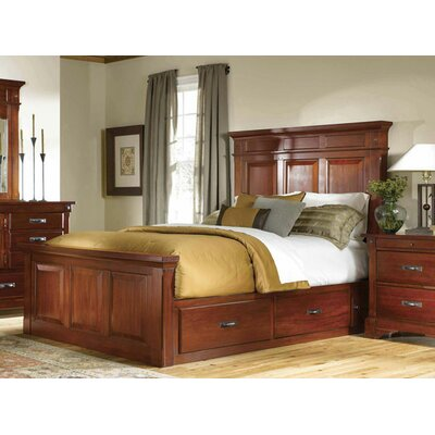Barter Panel Bed