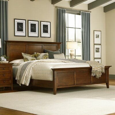 Barstow Panel Bed