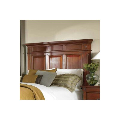 Barter Panel Headboard Size: King
