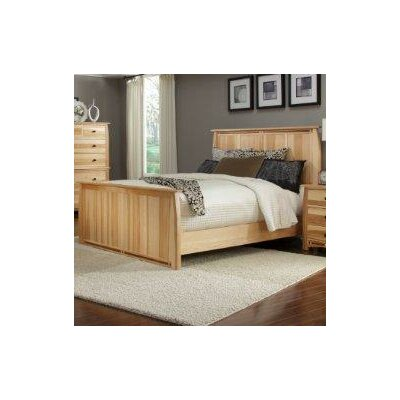Asdsit Panel Customizable Bedroom Set