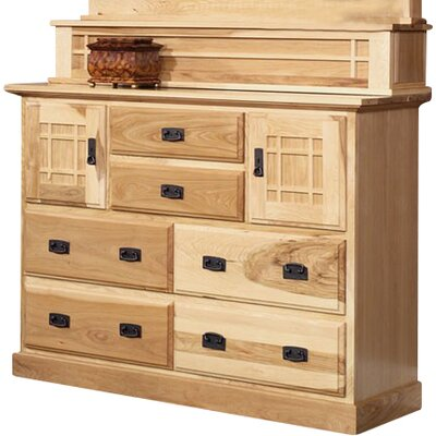 Arvilla 6 Drawer Mule Chest