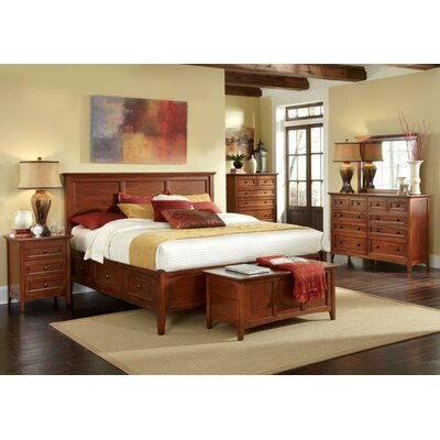 Barstow Platform Configurable Bedroom Set