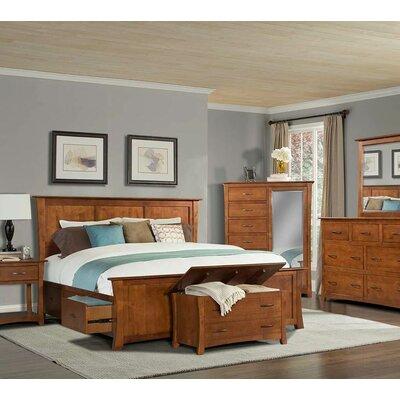 Barten Storage Panel Customizable Bedroom Set