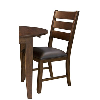 Caracara Ladderback Upholstered Side Chair