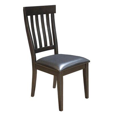 Alder Slatback Upholstered Side Chair