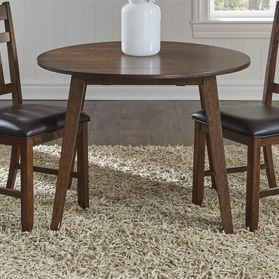 Osborne Round Dropleaf Extendable Dining Table