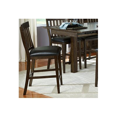 Alder Slatback Upholstered Dining Chair