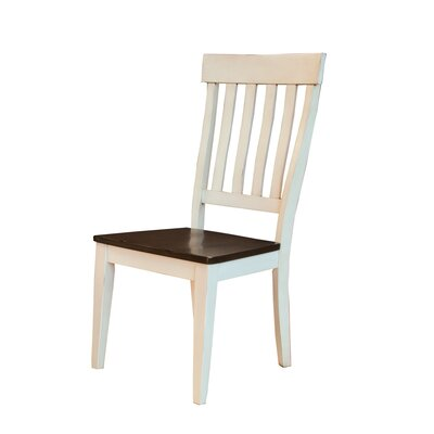 Bolivar Slatback Side Chair