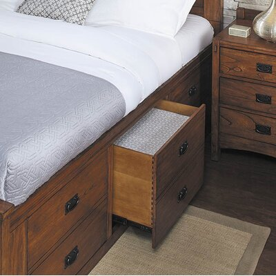Castro 3 Drawer Queen/King Underbed Storage Drawers