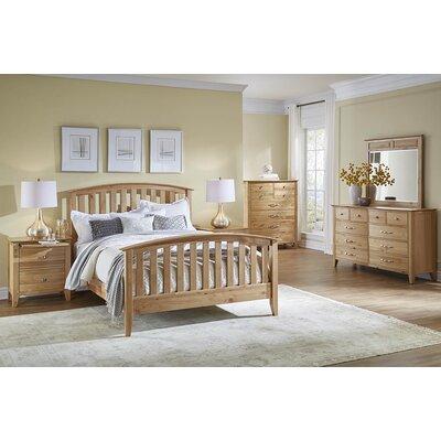 Morse Slat Panel Customizable Bedroom Set