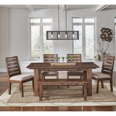 Johnston 6 Piece Dining Set