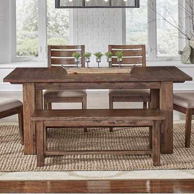 Johnston Trestle Extendable Dining Table