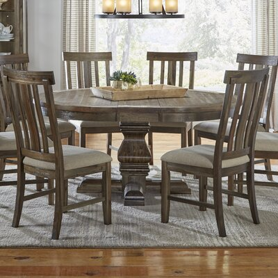 Lyonsdale Oval Pedestal Dining Table