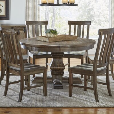 Lyonsdale Round Pedestal Dining Table