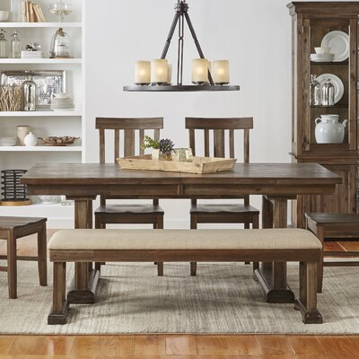 Stotts Trestle Dining Table